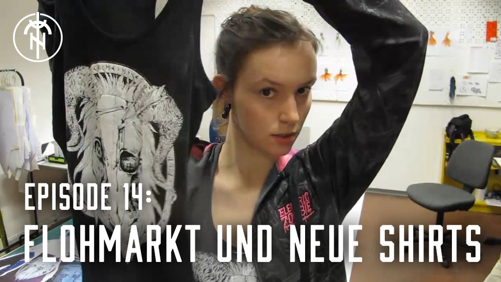ADWZM - Episode 14: Flohmarkt und neue Shirts.