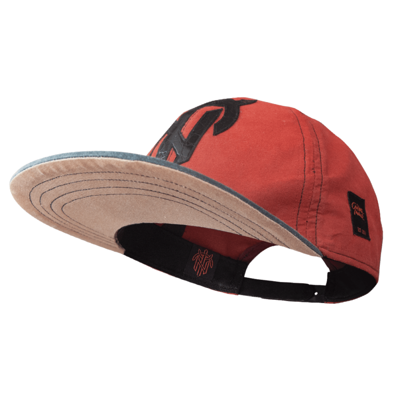 """Basecap """"Label"""" Logo - rost"""