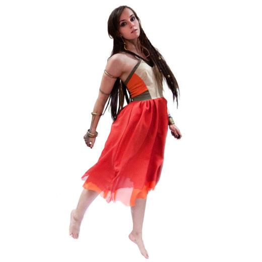 Moderne Kriegerinnen - Dress No. 6