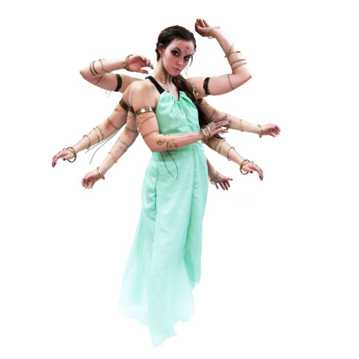 Moderne Kriegerinnen - Dress No. 1